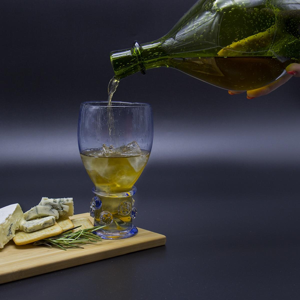 White wine glass Römer Netherlands