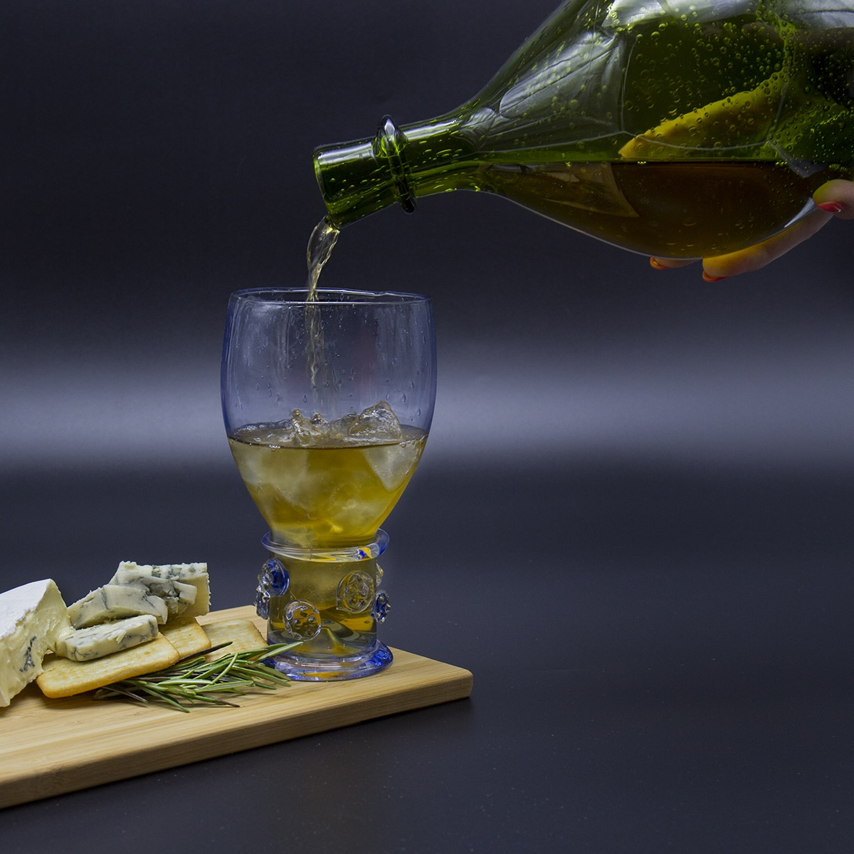 Valge veini klaas Römer Netherlands