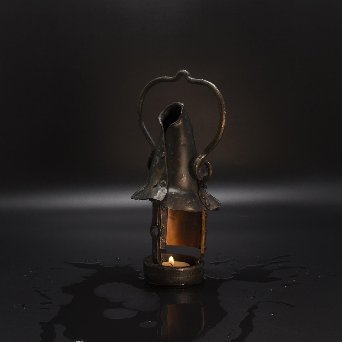 Свечной фонарь маленький